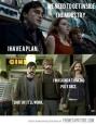 Harry has a plan…