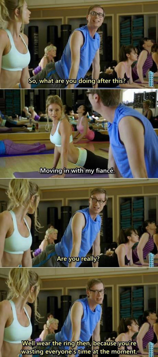 funny-Hello-Ladies-yoga-girl