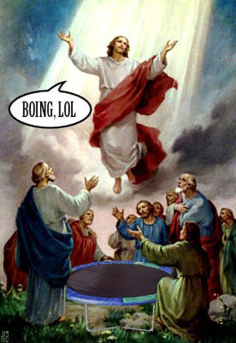 Boing boing…