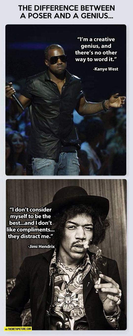 funny-Jimi-Hendrix-Kanye-West-difference-poser-genius