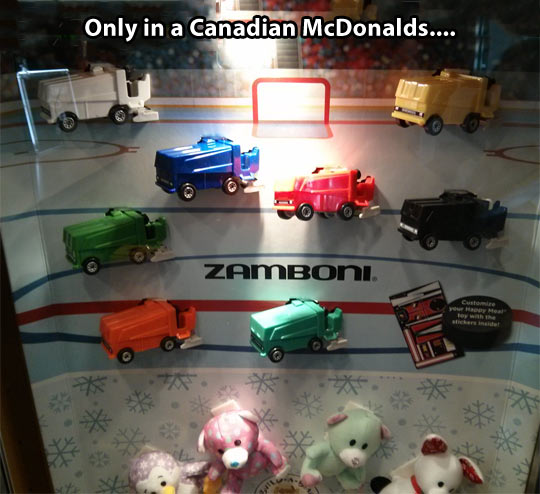 Happy meal win…