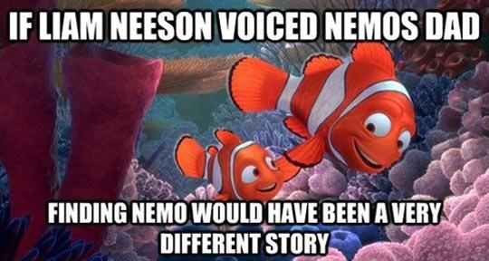 Nemo is Taken…