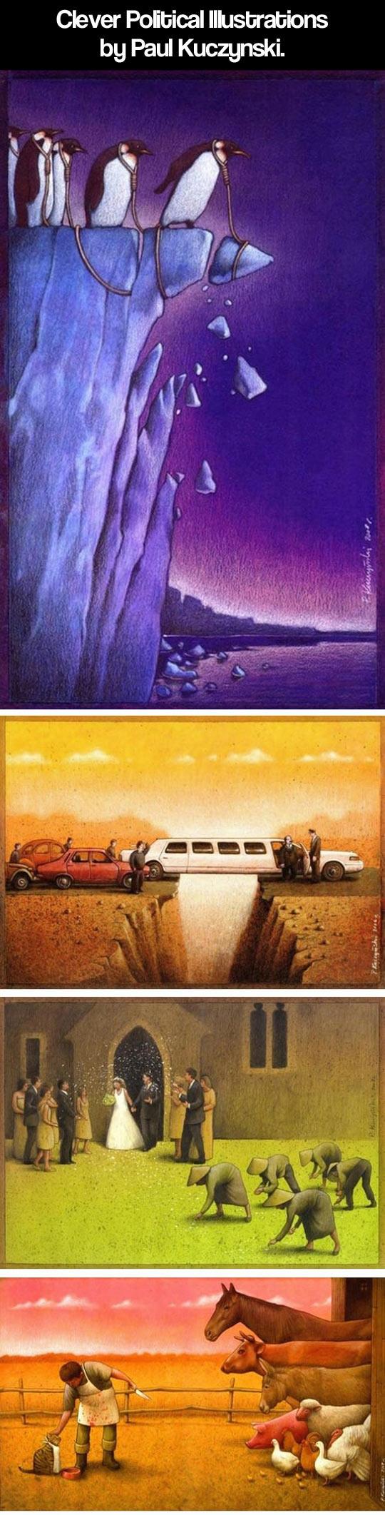 funny-Paul-Kuczynski-illustration-politics-society