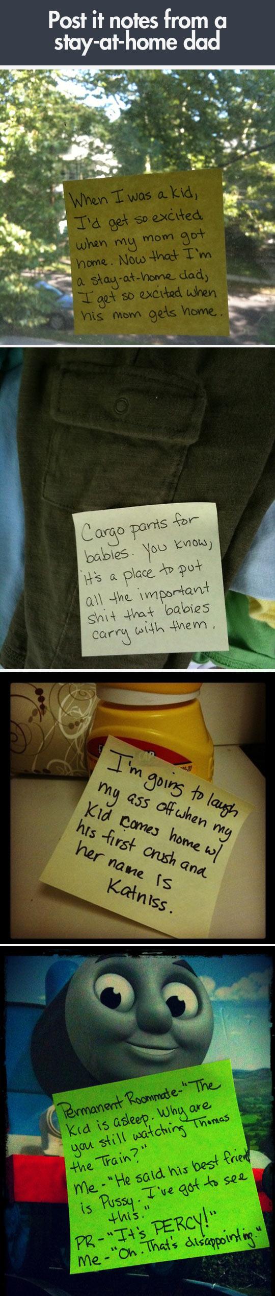funny-Postit-dad-kids