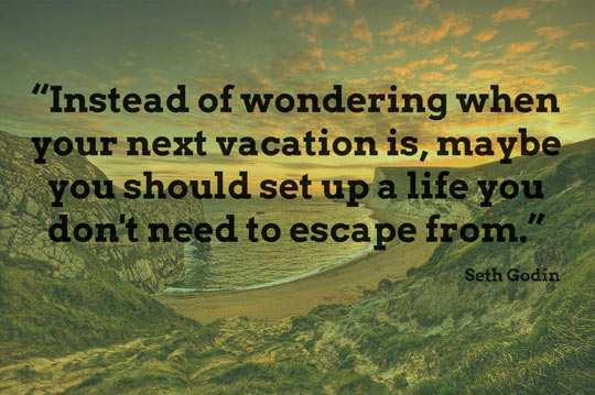 Wondering about your next vacation…