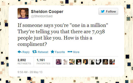 funny-Sheldon-Cooper-Twitter-million-people