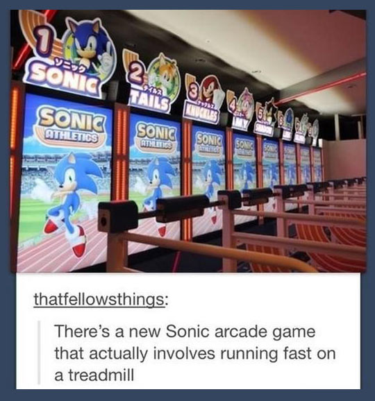 Sonic the Hedgehog Game…