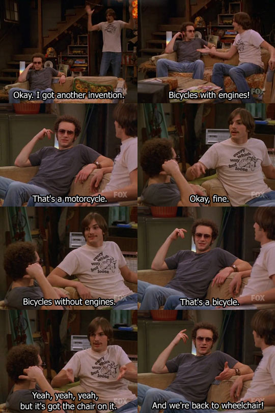I really miss this show…