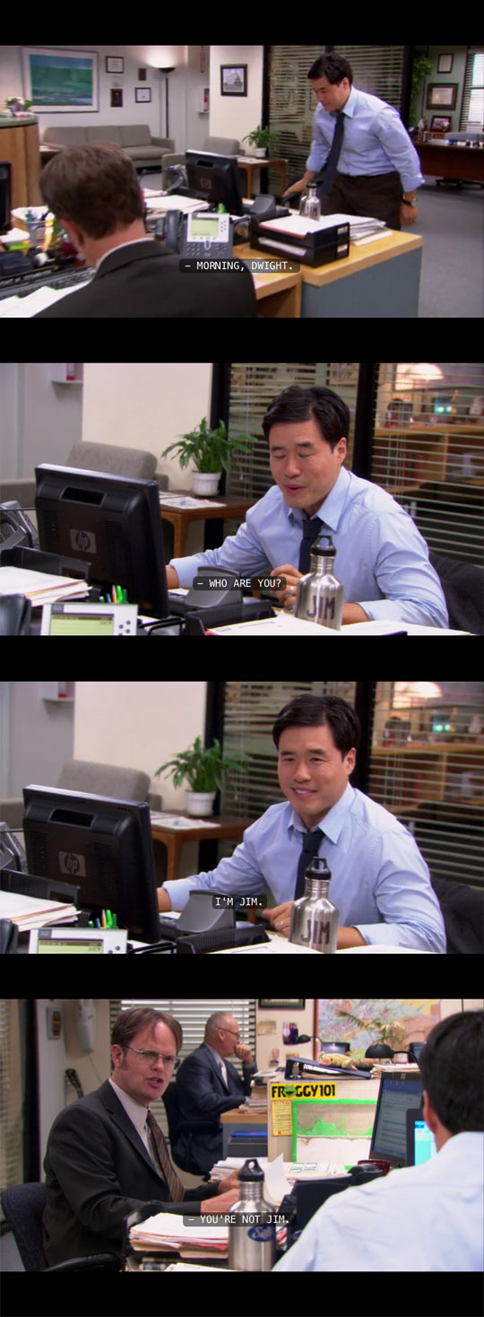 funny-The-Office-Dwight-Jim
