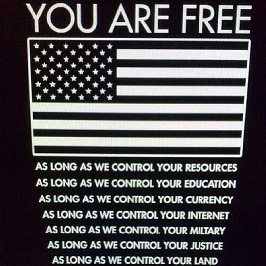 Remember that you are free…