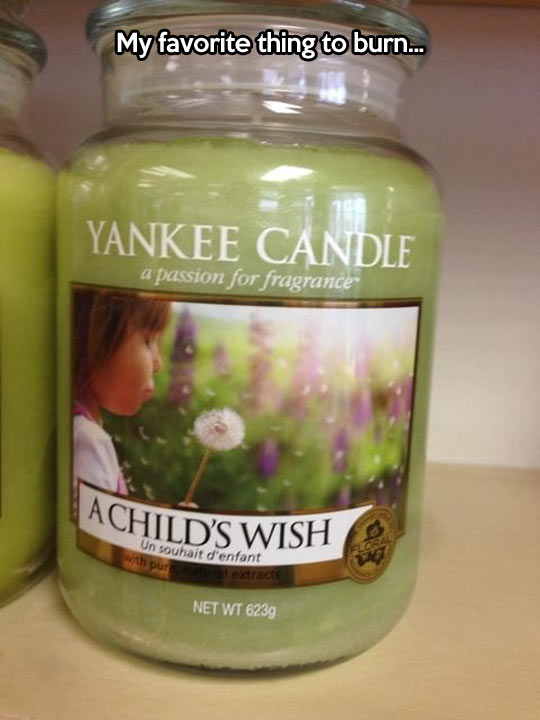 funny-Yankee-Candle-smell-child-wish