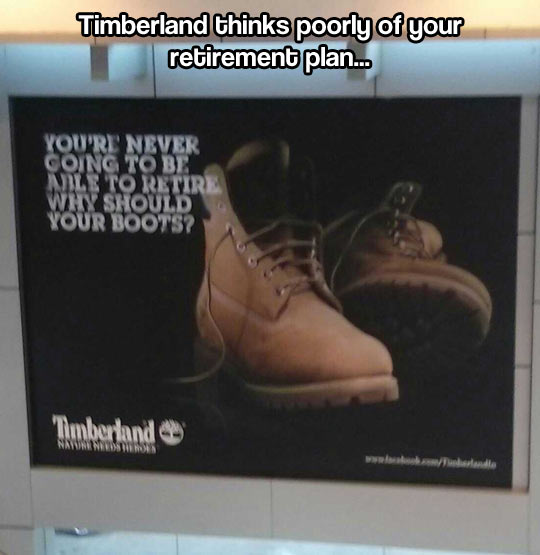 funny-boots-sign-Timberland-retire