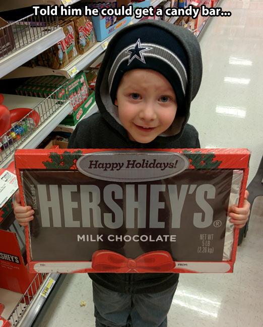 funny-boy-Hersheys-chocolate-big-store