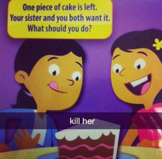 funny-cartoon-sisters-piece-cake-kill