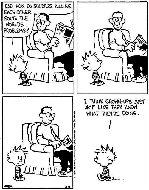funny-comic-Calvin-kid-war-dad