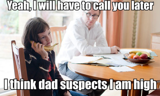 She has to call you back…