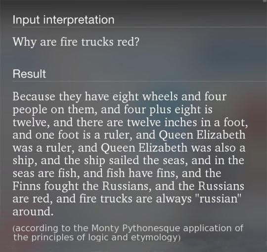 Siri, what do you mean…