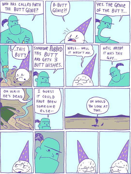 funny-genie-comic-hat