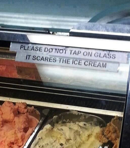 funny-glass-ice-cream-scary