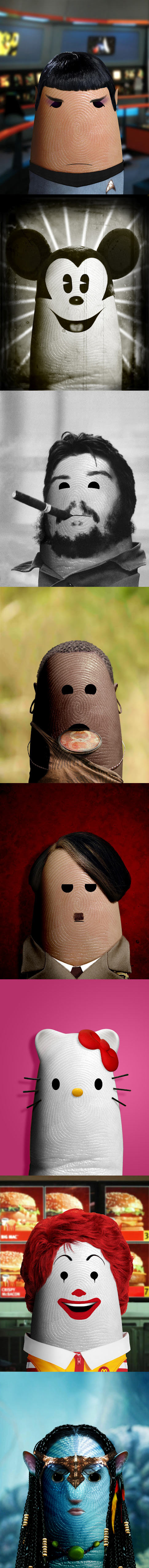 funny-iconic-people-finger-portrait-Jobs
