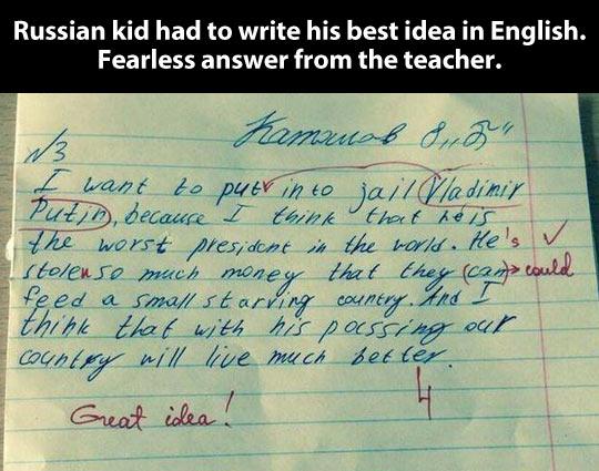 funny-kid-Russian-school-English-homework