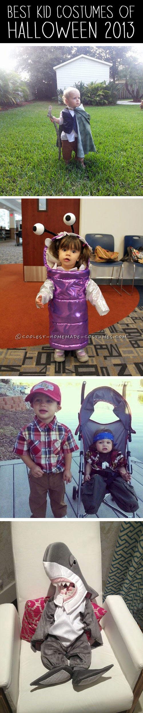 Kid costumes for Halloween...