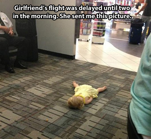 funny kid floor airport shop1 airport frustration,Funny Airport Quotes