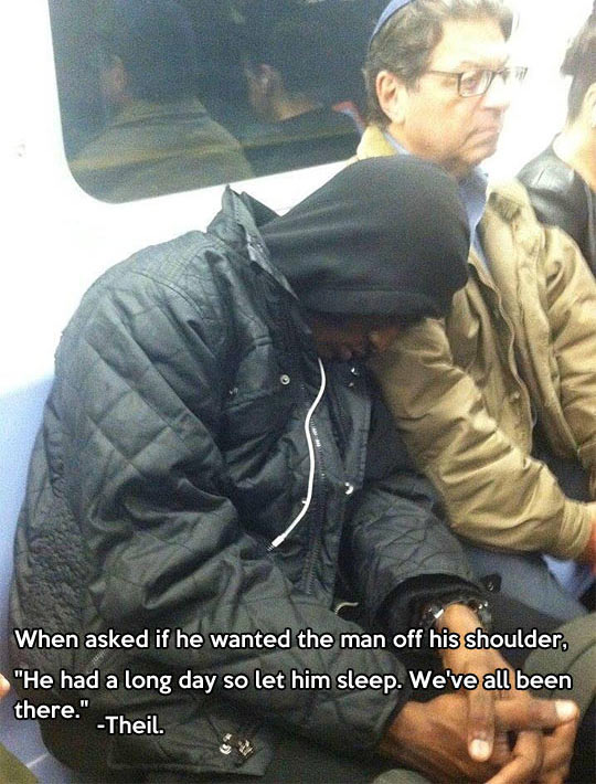 funny-man-public-transport-shoulder-sleep