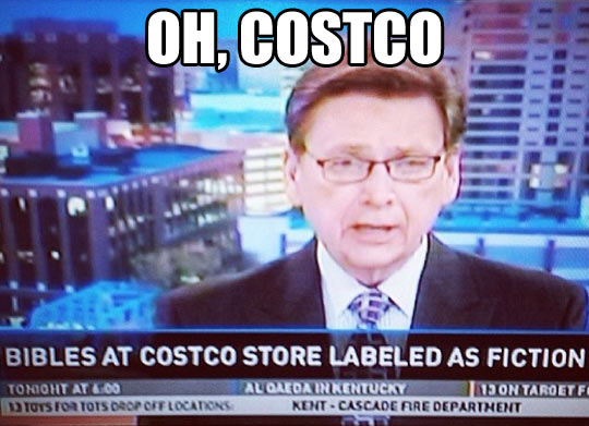 Costco trying to change things around…