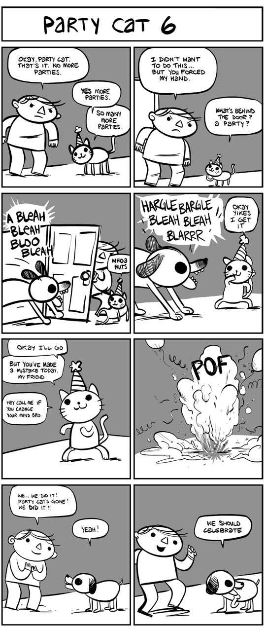 funny-party-cat-comic-dog