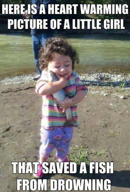 funny-pet-fish-hug-girl-kid