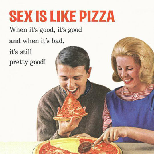 funny-pizza-couple-blond-eating-sweater