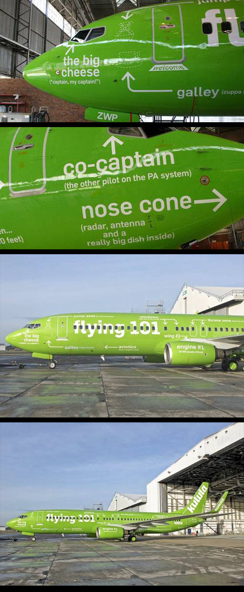 Kulula Airlines planes...