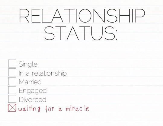 funny-relationship-status-option-waiting-miracle