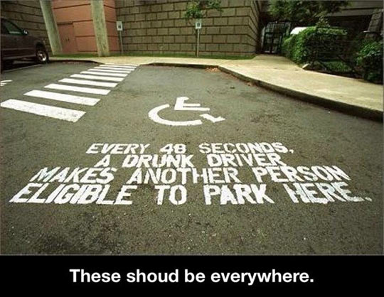 These should be in more places…