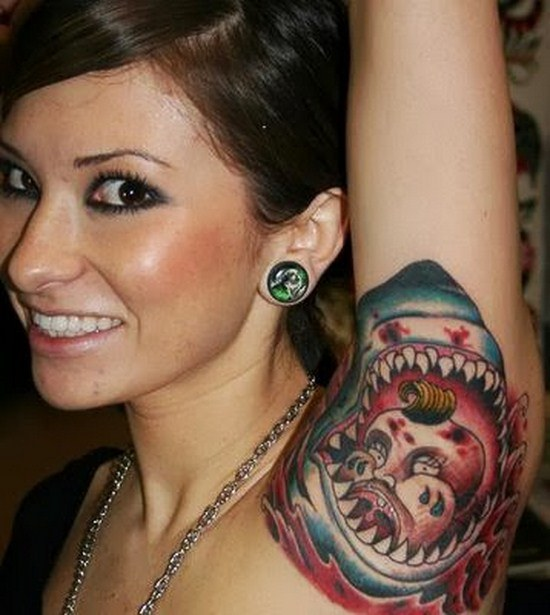 15 Odd And Weird Tattoos That Will Make You Say WTF MAN1