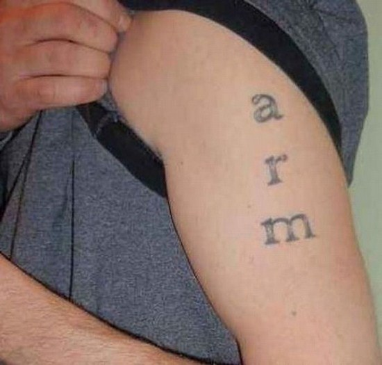 15 Odd And Weird Tattoos That Will Make You Say WTF MAN14