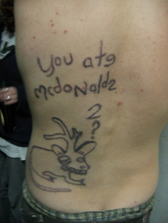15 Odd And Weird Tattoos That Will Make You Say WTF MAN3