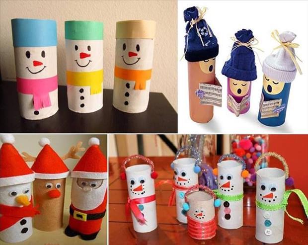 16 DIY Christmas Craft Ideas…1