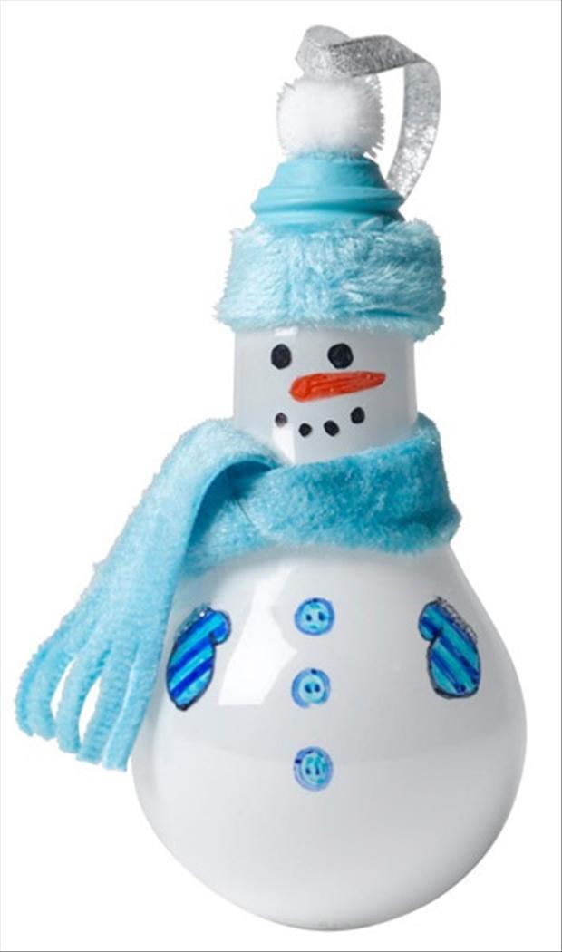 16 DIY Christmas Craft Ideas…14