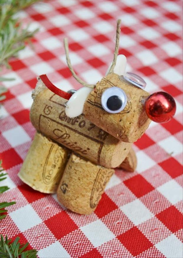 16 DIY Christmas Craft Ideas…16