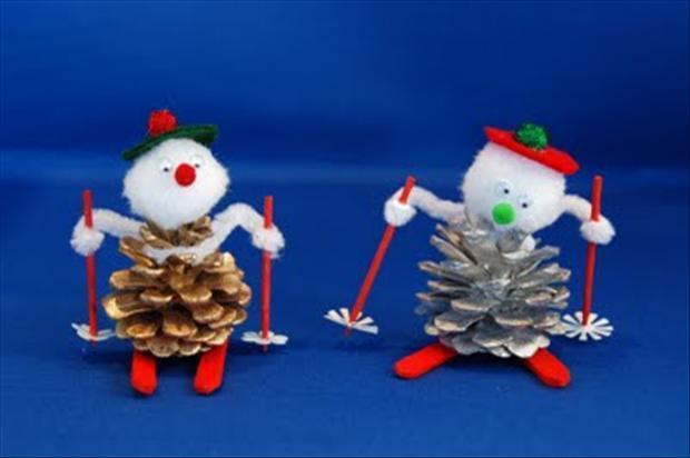 16 DIY Christmas Craft Ideas…2