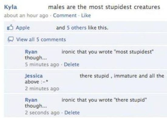22 Hilarious Grammar And Spelling Fails5