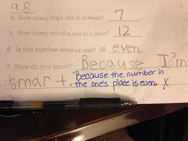 29 Test Answers That Are Totally Wrong But Hilarious11