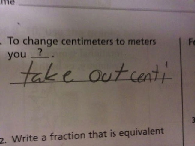 29 Test Answers That Are Totally Wrong But Hilarious9