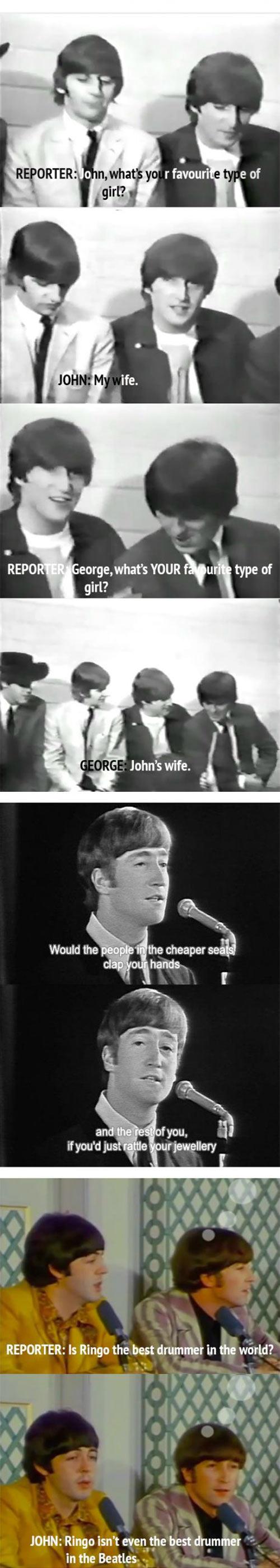 funny-Beatles-reporter-Ringo-best-drummer