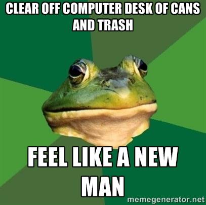 Foul batchelor frog is back! (24pics)14