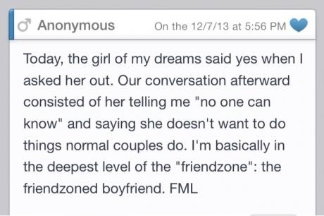 Friendzoned Boyfriend