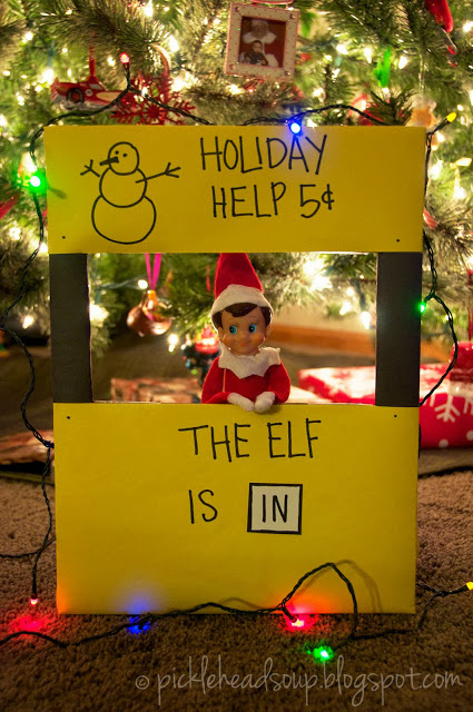 Getting Creative With Elf On Shelf1