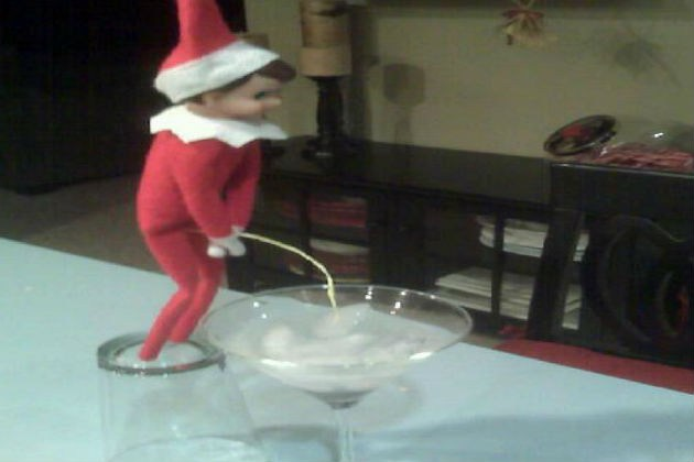 Getting Creative With Elf On Shelf3